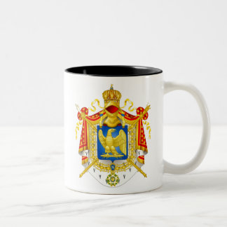 Coast of arms napoleon  Mug