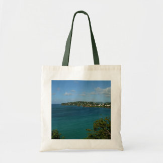 Coast of St. Lucia Caribbean Vacation Photo Tote Bag
