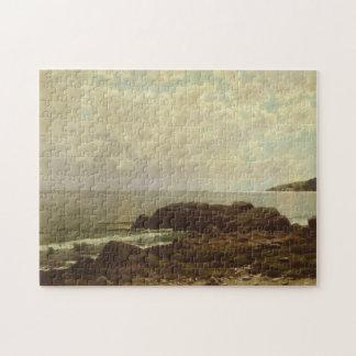 Coast off Grand Manan Jigsaw Puzzle