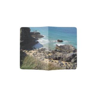Coast Path nr Padstow, Cornwall Passport Holder