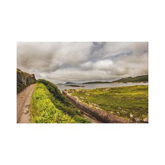 """Coast Road, Ireland"" wall art"