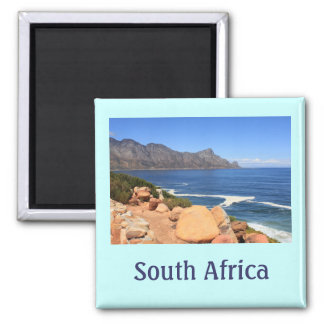 Coast Road to Cape Town, South Africa Magnet
