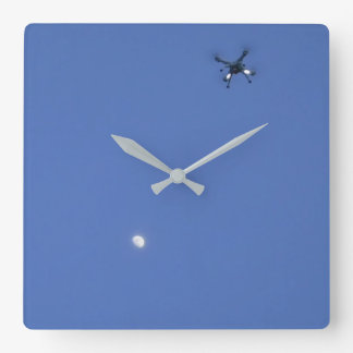 Coast to Coast Drones' Wall Clock