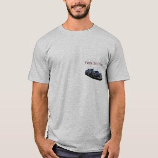 Coast to Coast Trucker T-shirts