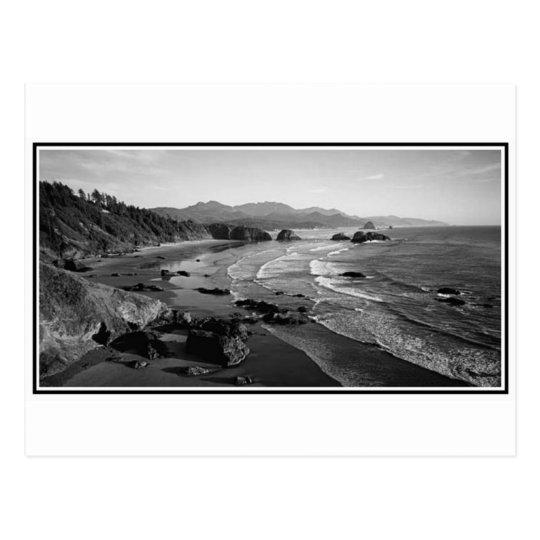 Coast Toner Postcard