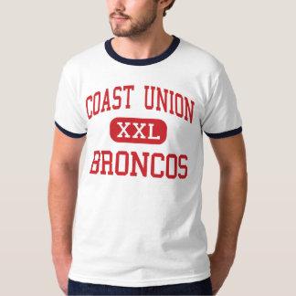 Coast Union - Broncos - High - Cambria California T-Shirt