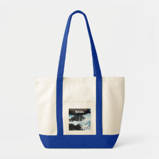 Coastal Aruba Tote Bag