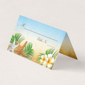 Coastal Beach| Place Cards
