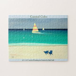 Coastal Calm Puzzle