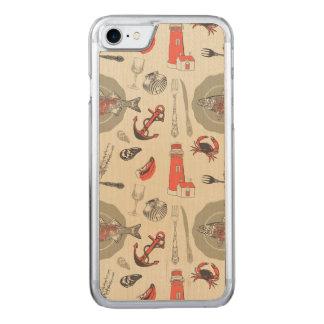 Coastal Carved iPhone 8/7 Case