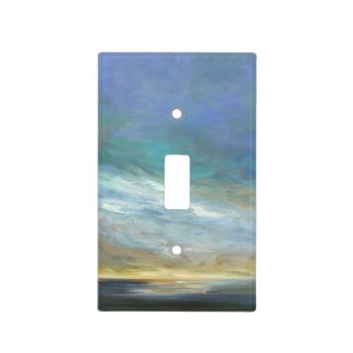 Coastal Clouds Light Switch Cover
