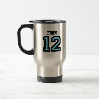 Coastal Crush Stainless Mug #12