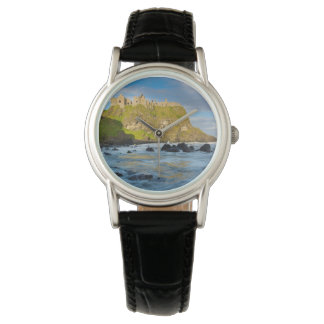 Coastal Dunluce castle, Ireland Watches