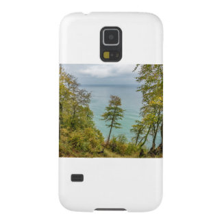 Coastal forest on the Baltic Sea coast Cases For Galaxy S5