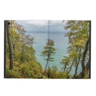 Coastal forest on the Baltic Sea coast iPad Air Cover