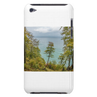 Coastal forest on the Baltic Sea coast iPod Touch Cover