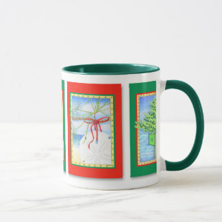 Coastal Hollydays Mug