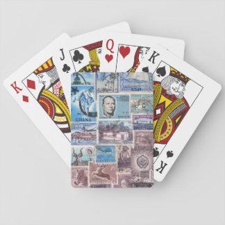 Coastal Landscape Playing Cards, Boho Travel Art Poker Deck