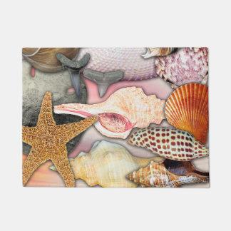 Coastal Living | Sea Shells Doormat