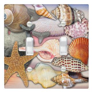 Coastal Living | Sea Shells  Light Switch Cover