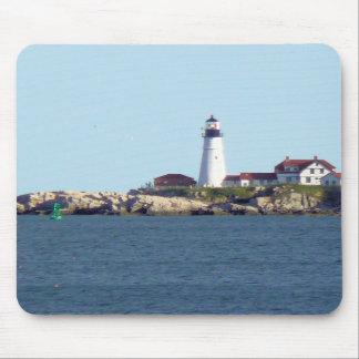Coastal Maine Portland Head Lighthouse Mousepad