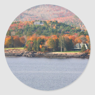 Coastal Maine sticker