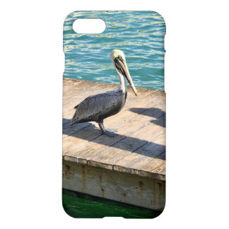 Coastal Pelican iPhone 7 phone case