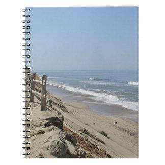 Coastal photo notebooks