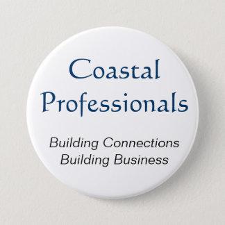 Coastal Professionals Button