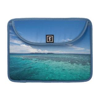 Coastal Reef, Fiji MacBook Pro Sleeve