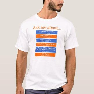 Coastal Repertory Theatre for Pumpkin Festival T-Shirt
