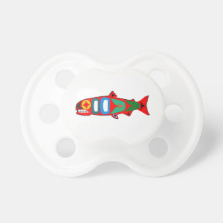 Coastal Salmon Pacifier