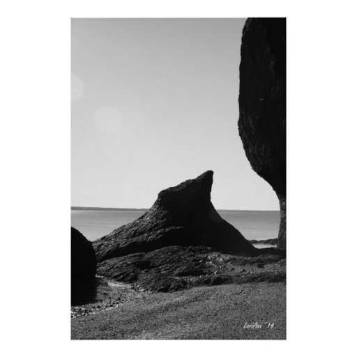 Coastal Shapes 1 Print