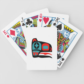 COASTAL SONG BICYCLE PLAYING CARDS