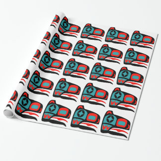 COASTAL SONG WRAPPING PAPER