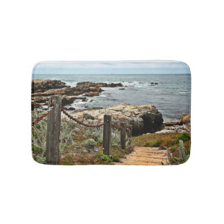 Coastal Steps Bath Mat