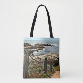 Coastal Steps Cross Body Totes