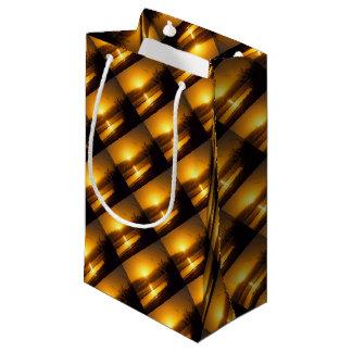 Coastal sunrise gift bag