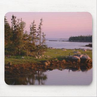 Coastal Twilight Mouse Pad