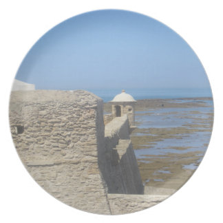 Coastal Views - Fortress Lookout Dinner Plate