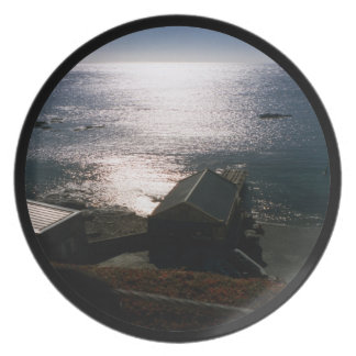 Coastal Views - The Old Lifeboat Station Dinner Plate
