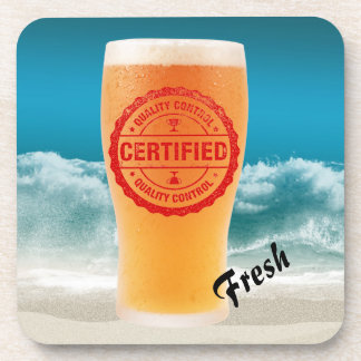 coaster beer fresh