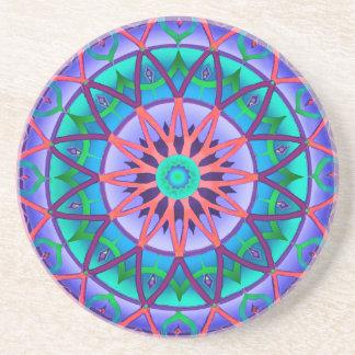 Coaster Circular Fantasy in Lavender