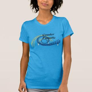 Coaster Fanatic T Shirt