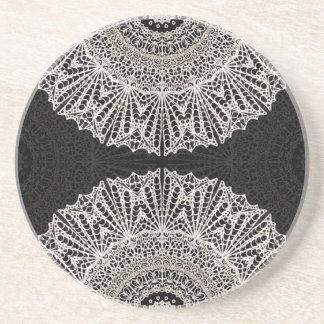 Coaster Mandala Mehndi Style G384