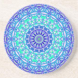 Coaster Mandala Tribal Mandala G389