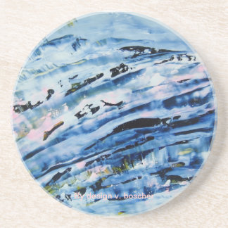 COASTER PAINTING