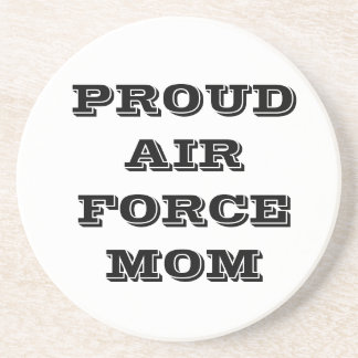 Coaster Proud Air Force Mom