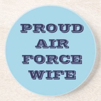 Coaster Proud Air Force Wife