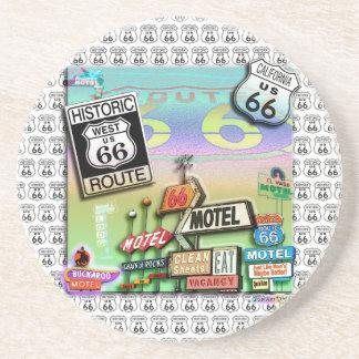 Coaster - ROUTE 66